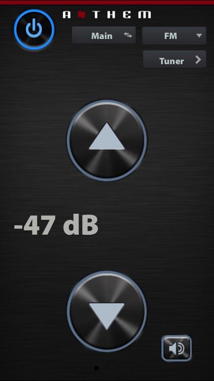 Anthem MRX Remote 2