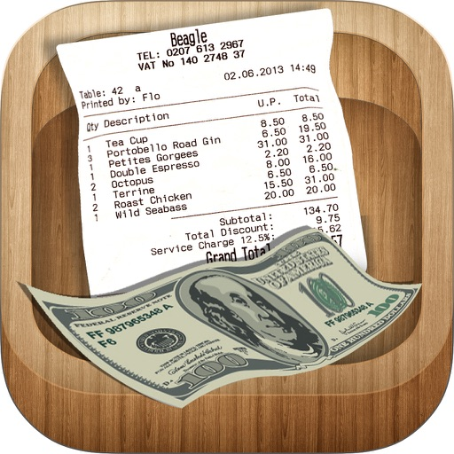 Tipsy - Calculate Tips The Easy Way