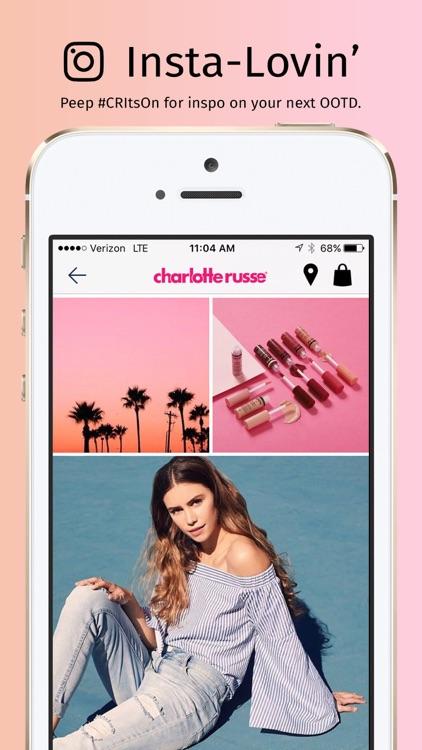 Charlotte Russe screenshot-4