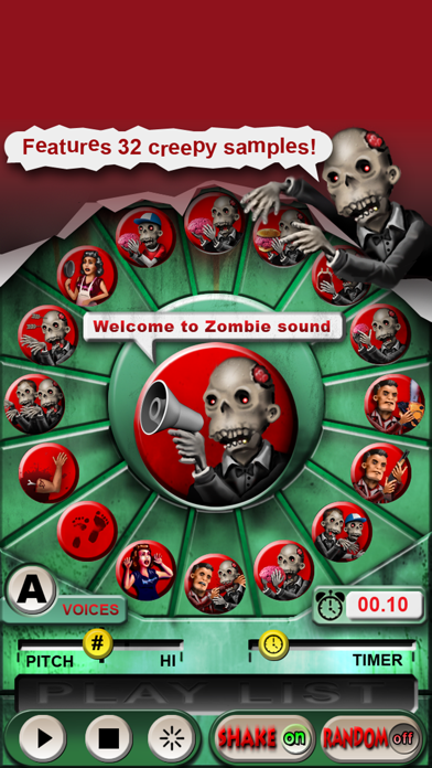 Zombie Sound Board | App Price Drops