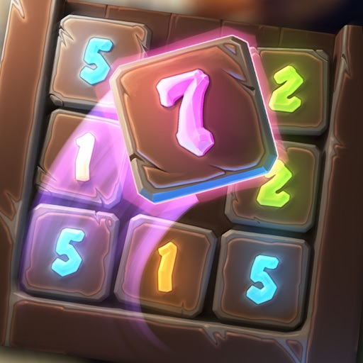 7Bricks - сложная логическая головоломка с цифрами