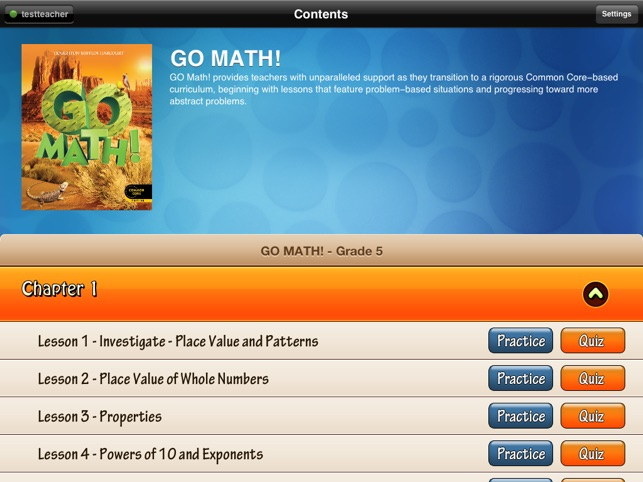 ‎Go Math! Daily Grade 2 on the App Store