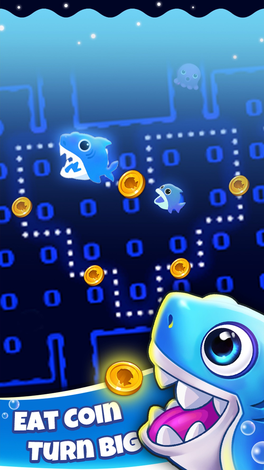 PAC-FISH Battle Royale – Multiplayer Arcade Game