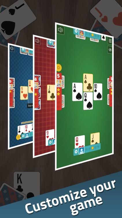 Euchre Jogatina - Classic Card Game screenshot-4