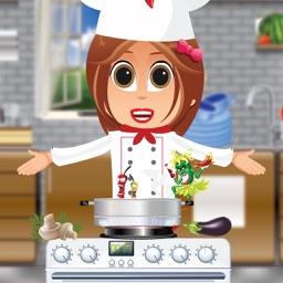 Chef Kids Crazy Kitchen