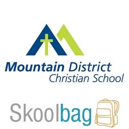 Mountain District Christian School - Skoolbag