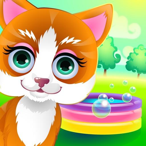 Kitten Park Fun