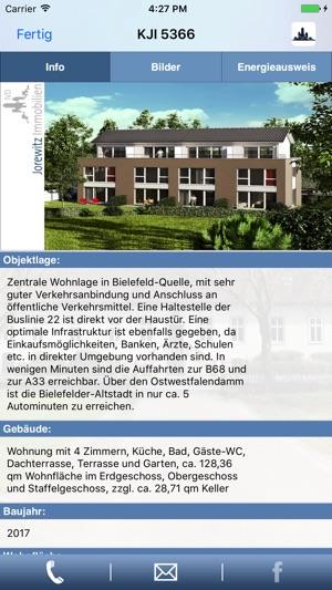 Jorewitz Immobilien Ivd Im App Store