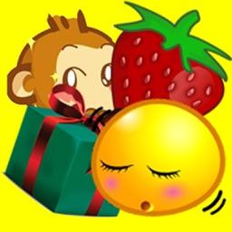 Emoji Keyboard -Gif Color Text Font for Messenger