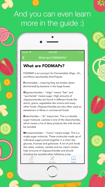 Low FODMAP diet: IBS in US screenshot-4