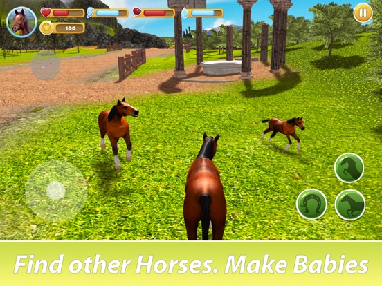 Horse Simulator: Magic Kingdom screenshot 6