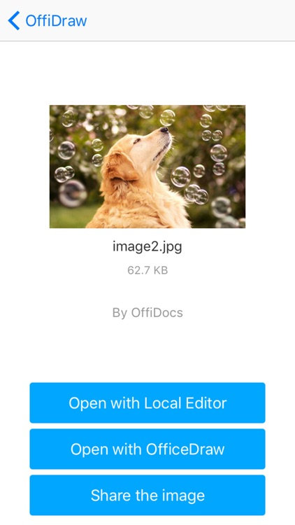 OffiDraw Graphics editor for draws screenshot-3