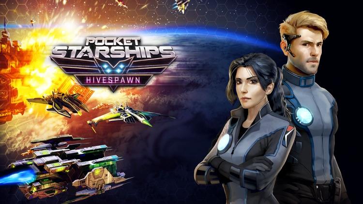 Pocket Starships - PvP Arena screenshot-0