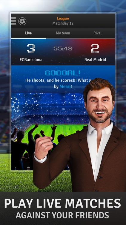 Golden Manager 2017 – Real Soccer Coach