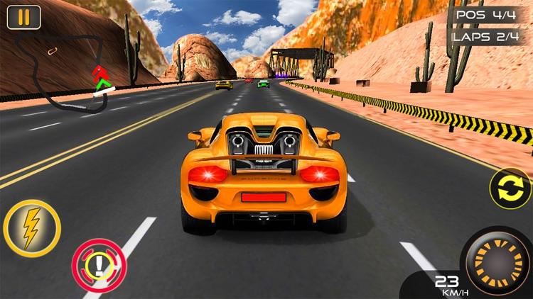 Island Speed Car Racing  - extreme driving screenshot-4