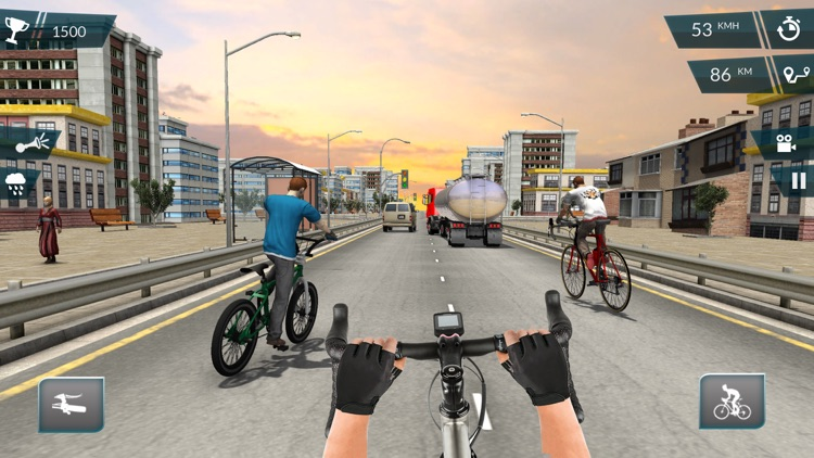 Bicycle Racing Game 2017 & Quad Stunts