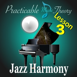 Practicable Music Theory. Jazz Harmony Lesson 3.