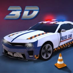 Police Car Academy - Driving School Simulator 2017