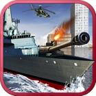 Frota do navio de guerra do litoral: Battleship 3D icon