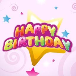 Happy Birthday Greetings Emoji Stickers