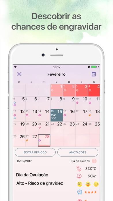 Baixar Calendário Menstrual, Ovulação para Android
