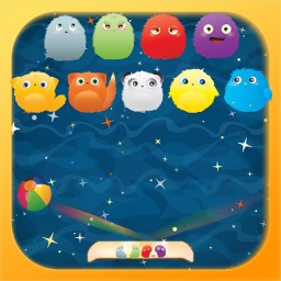 Cute Monsters Brick Breaker, Classic Ball Game