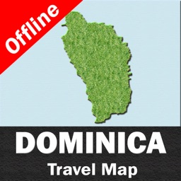DOMINICA – GPS Travel Map Offline Navigator