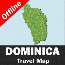 DOMINICA – GPS Travel Map Offline Navigator
