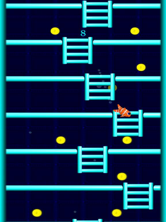 Fish Ladder Fall Down screenshot 5