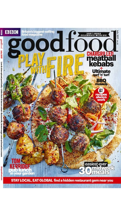 BBC Good Food magazine – recipes & inspiration
