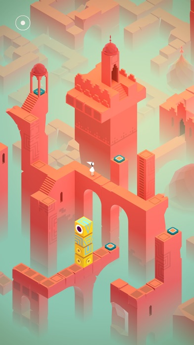 Screenshot for Monument Valley in Jordan App Store
