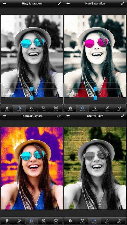 PhotoWizard Lite - Photo Editor