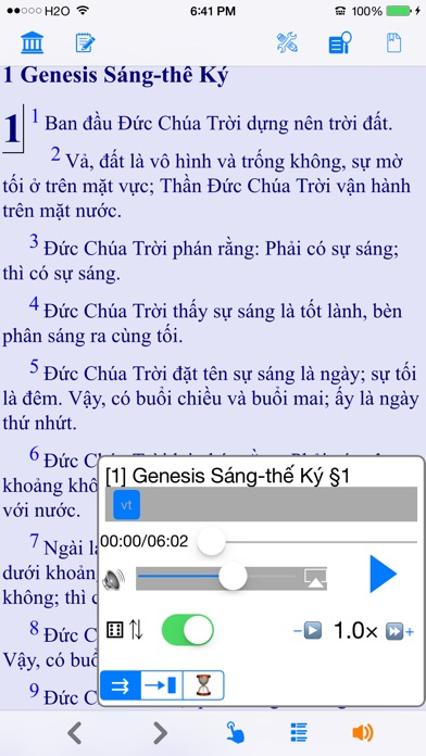 Kinh Thanh (vietnamese Bible) review screenshots