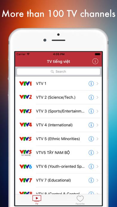 TV tiếng việt - Vietnamese TV online | App Price Drops