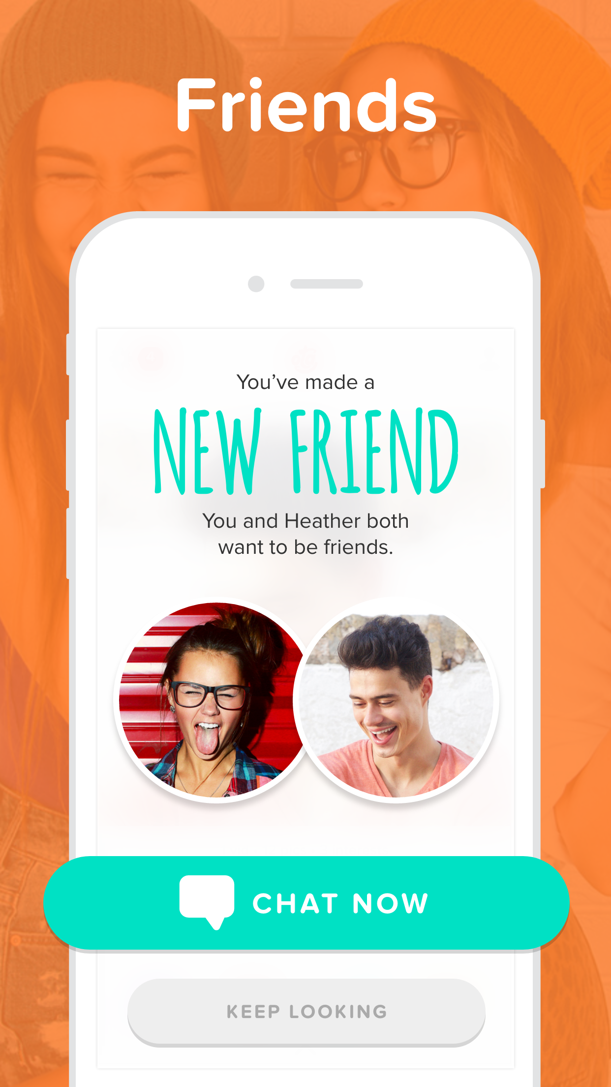 Spotafriend - Teen Meeting App to Make New Friends Screenshot