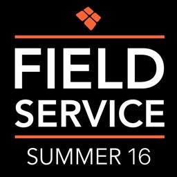 ServiceMax Field Service - Summer 16