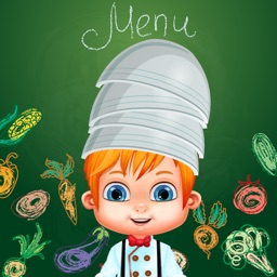 Little Chef Crazy Kid - Eat & Cook Yummy Food