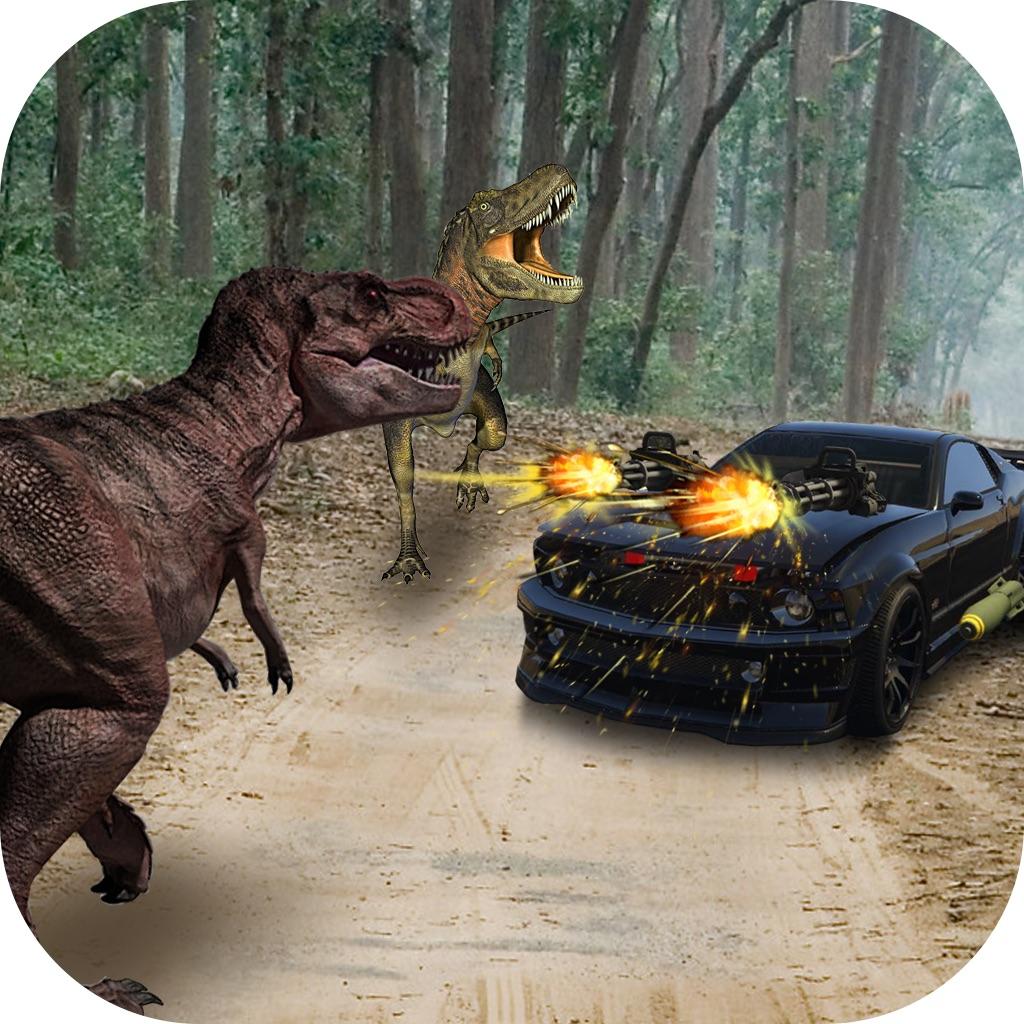 Car Vs Dino Sim : Jurassic Dinosaur Safari Hunter hack