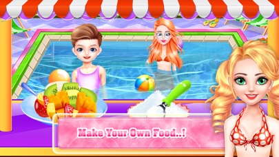 Fun Pool Party - Sun & Tanning screenshot three