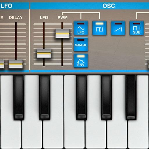 Epic Synth iOS App