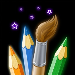 Highlighter HD for graffiti, photo glow