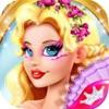 女生游戏™ - 公主的时尚化妆、换装舞会沙龙