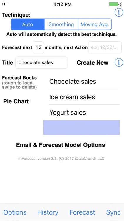 mForecast screenshot-3