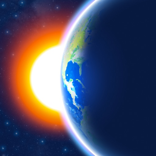 3D Earth - weather and forecast