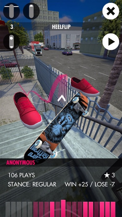 Screenshot for Skater - Skate Legendary Spots in United States App Store