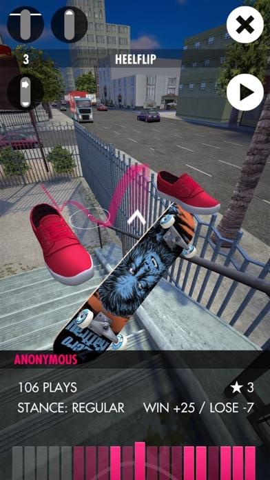 Screenshot for Skater - Skate Legendary Spots in United States App Store