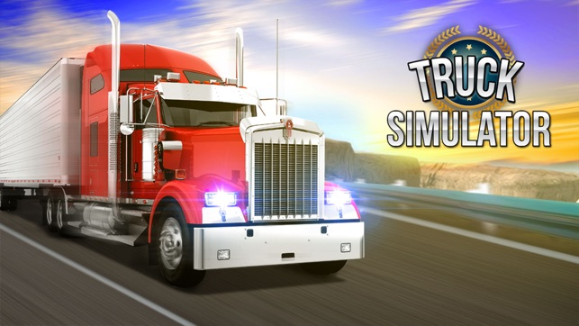 American truck Simulator 2017 on the App Store