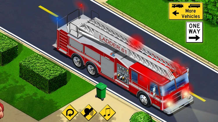 Kids Vehicles: City Trucks & Buses for the iPhone screenshot-3