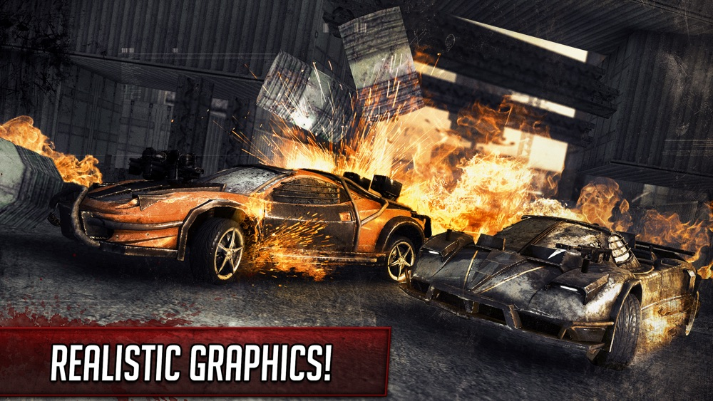 Death Race ® – Drive and Shoot Cheat Codes