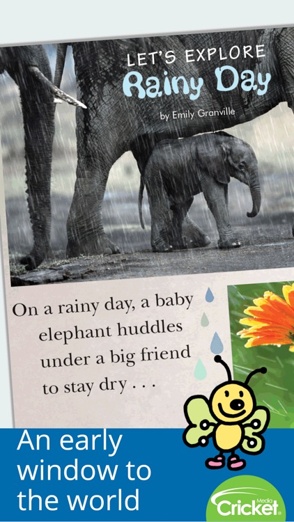 Babybug Magazine: Read along with baby and toddler screenshot-3